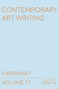 PaperWait vol17 2014-2015-Cover WEB
